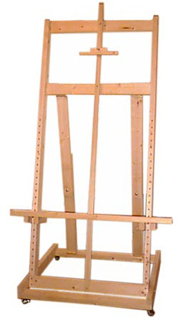 How To Build A Easel Plans